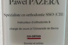Orthodontiste