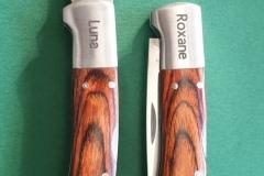 Gravure-couteau